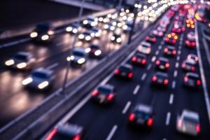 Rechtsfahrgebot bei dichtem Verkehr