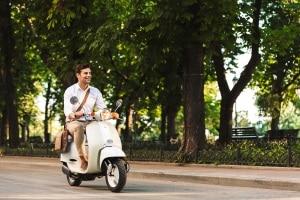 Roller-Tuning ist möglich, soweit man sich an die Straßenverkehrs-Zulassungs-Ordnung hält.