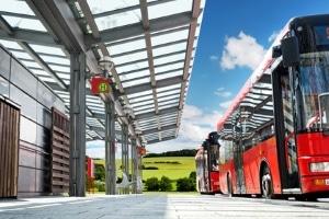 Die Ruhepausen für Busfahrer sind nicht mit den Ruhezeiten gleichzusetzen.