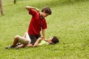 Schmerzensgeld bei Kindern: Haften auch die Kleinen schon?