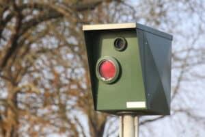 Die Section Control dient zur Messung der Geschwindigkeit über eine längere Strecke.