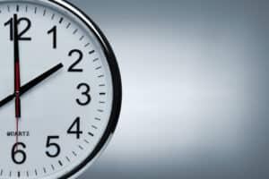 Für die Selbstanzeige wegen Fahrerflucht haben Sie 24 Stunden Zeit. Danach gibt es keine Verminderung der Strafe.