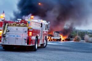 Die Sicherheitsprüfung dient der Unfallvermeidung.