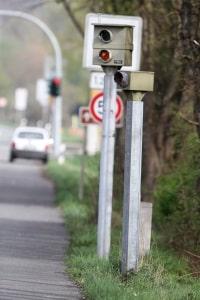 Um einen stationären Blitzer zu beantragen, möchte die Polizei häufig zunächst Beweise sehen.
