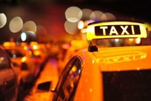 Was ist zu tun, wenn ein Taxi am Unfall beteiligt ist?