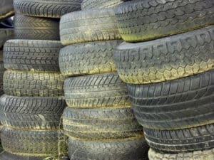Überladung des Lkw: Dafür sind die Reifen nicht ausgelegt!