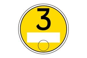 Umweltplakette der Stufe 3 in Gelb: Welche Fahrzeuge erhalten sie?