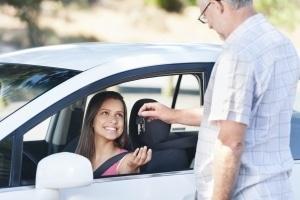 Ein Unfall bei der Probefahrt kann viele Ursachen haben.