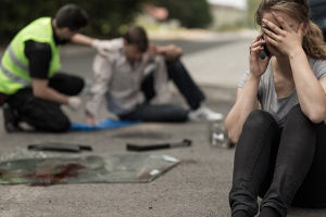Bei einem Unfall ist die Schuldfrage auch für die Versicherung wichtig.