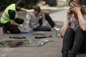 Eine Unfallanalyse kann klären, wer die Schuld trägt.