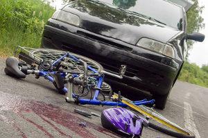 Ein Unfallbericht nach einem Fahrradunfall soll Fragen zum Unfallhergang beantworten.