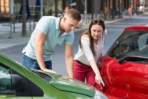 Das Verkehrshaftungsrecht kommt bei einem Unfall zum Einsatz.