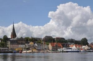 Verkehrspunkte werden in Flensburg im Fahreignungsregister gespeichert.