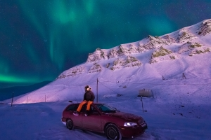 Die Verkehrsregeln auf Island sind an die Straßenverhältnisse und die Witterung angepasst.