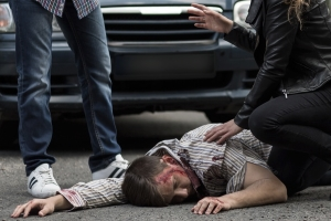 Verkehrsstrafrecht: Fahrerflucht gilt als Straftat.