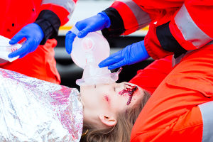 Verkehrsunfall im europäischen Ausland: Die Nummer für den Rettungsdienst ist wie in Deutschland 112.