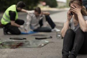Kommt es zum Crash, müssen Sie der Versicherung den Unfall melden. dafür haben Sie eine Woche Zeit.