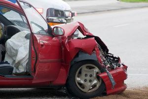 Wird die Vorfahrt genommen, kann ein Unfall passieren.