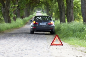 Wann ist das Warnblinklicht zu benutzen?