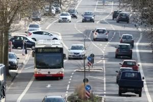 Die zentrale Bußgeldstelle St. Ingbert bearbeitet alle Verstöße im fließenden Verkehr, die im Saarland begangen werden.