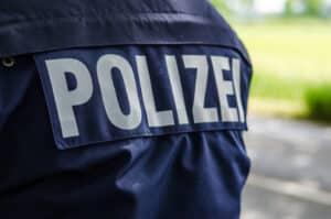 Polizei durch Ignorieren des Zeugenfragebogens